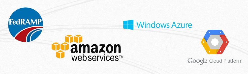 cloud services fedramp aws azure googlecloud